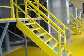 kompozit merdiven