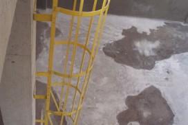 kompozit gemici merdiven
